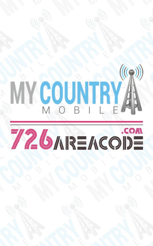 726 area code- My country mobile
